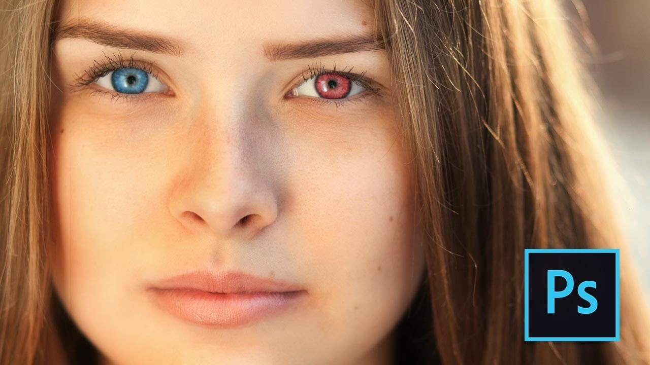 How to make your eyes red with flash