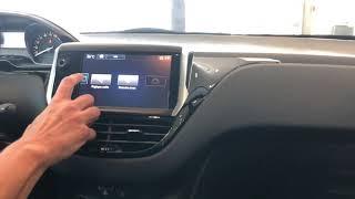 🔥TUTO🔥 Comment changer d'heure sur votre Peugeot 208