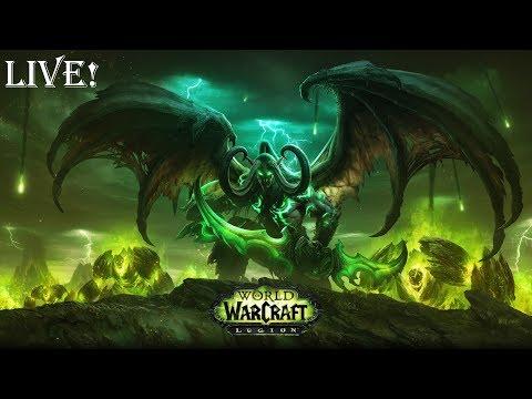 World of Warcraft | Leveling Druid Livestream P1 (Charity Stream)