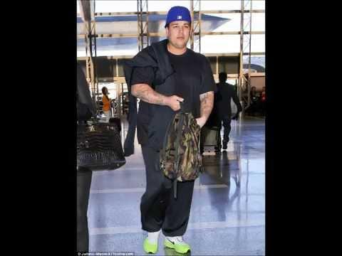 Rob Kardashian Fat Tmz HOW DID ROB KARDASHIAN...