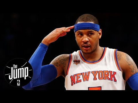 Scottie Pippen Says It Is Hard For Knicks To Attract Good Free Agents | The Jump | ESPN