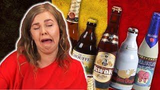 Download Irish People Taste Test Belgian Beer Mp3 and Videos
