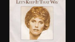 Watch Anne Murray Lets Keep It That Way video
