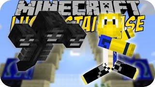 KATZE fällt vom HOCHHAUS! - Minecraft LUCKY STAIRCASE #2 [Omega | Deutsch]