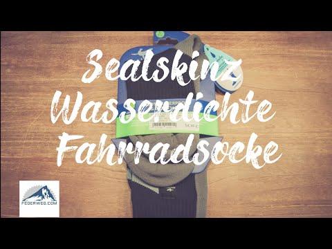 Sealskinz - Wasserdichte Fahrradsocke im Test