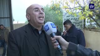 الأردنيون يشيعون جثمان الشهيد سامي أبو دياك - (8/12/2019)