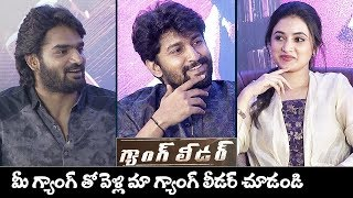 Gang Leader Movie Team interview | Haro Nani | Karthikeya | Priyanka Arul Mohan | #TopTeluguMedia