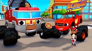 Вспыш новые серии Вспыш и чудо машинки новые серии  мультики про машинки мультфильмы игры для детей