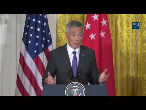 The Singaporean PM Just Made the Most Powerful Case for TPP and America's Role in Asia