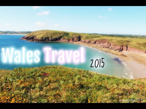 Wales Travel--2015