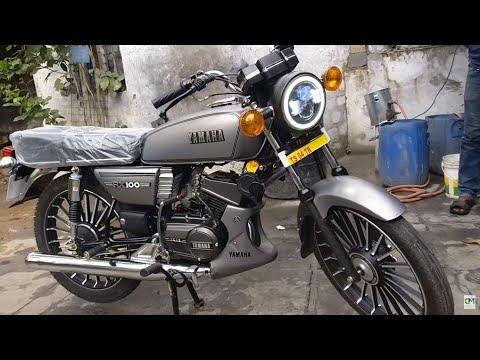 ಕೇವಲ 16 ಸಾವಿರಕ್ಕೆ ಹೊಸ RX 100 ನಿಮಗೂ ಬೇಕಾ ?    New Yamaha 100 RX Features In Kannada    By Lion TV