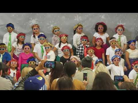 Richard Riordan Primary Center Christmas Program 2017