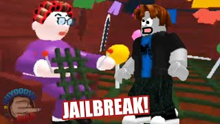 ROBLOX | Escape Grandmas house (+jailbreak)