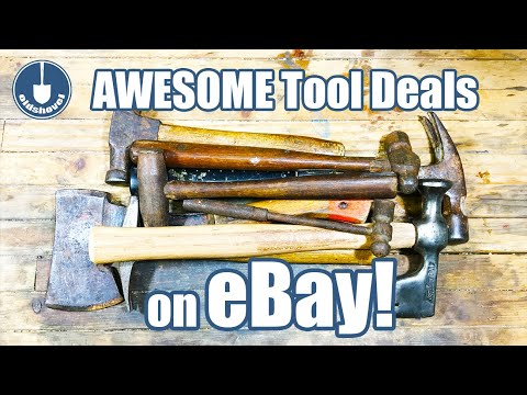 AWESOME Tool Deals On EBay - How Do I Find Tools?