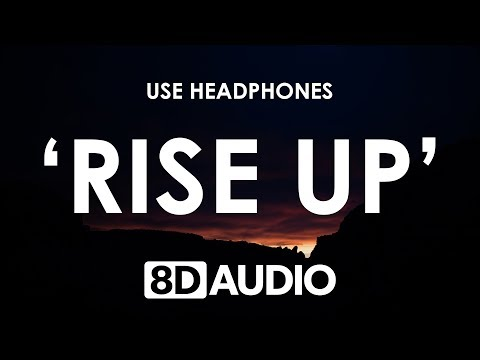 Andra Day - Rise Up 8D  🎧