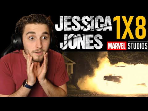 Download EXPLOSIONS AND DEATHS?! JESSICA JONES - SEASON 1 - EPISODE 8 - REACTION!!!