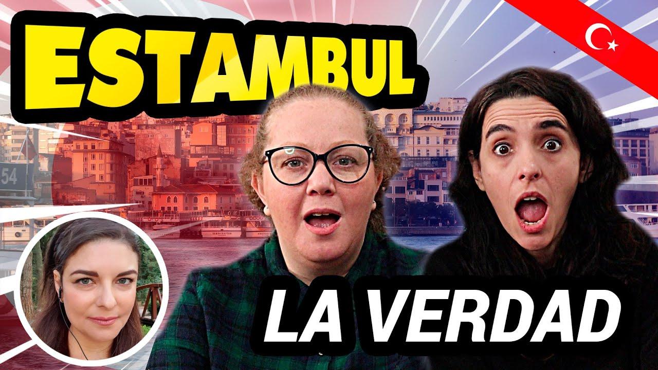 Viajamos desde casa a TURQUíA | Cómo es VIVIR en ESTAMBUL (LA VERDAD) ft Antonela Ferrari