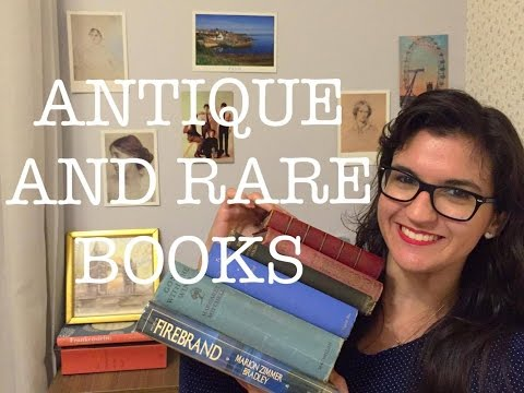 Antique and Rare Books