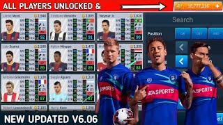 Download Dream League Soccer 2019 V6.06 Mega Mod Unlimited Coins & Everything Unlocked