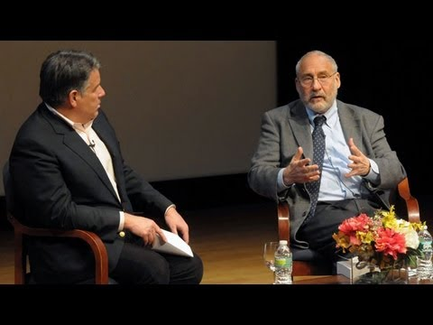 Stiglitz: Inequality as a Threat to Growth and Stability