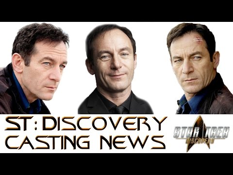 ST: Discovery Captain Announcement *Breaking News*