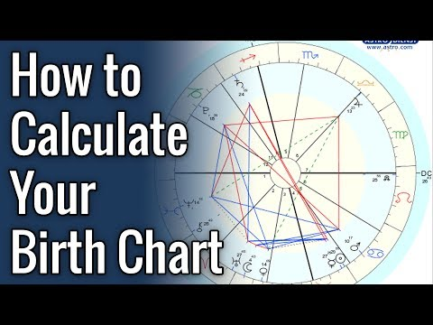 How to Calculate Your Birth Chart