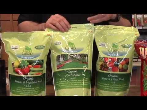 Organic vegetable food - Anderson's Seed & Garden