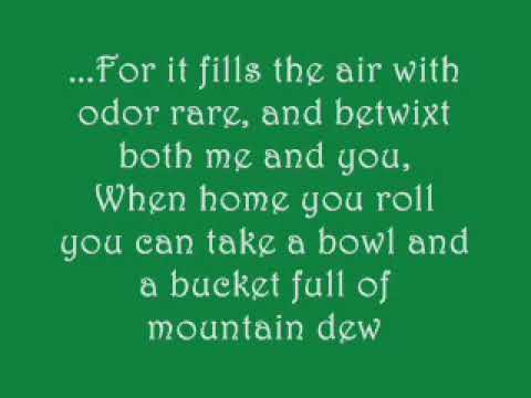 Orthodox Celts - Rare Old Mountain dew