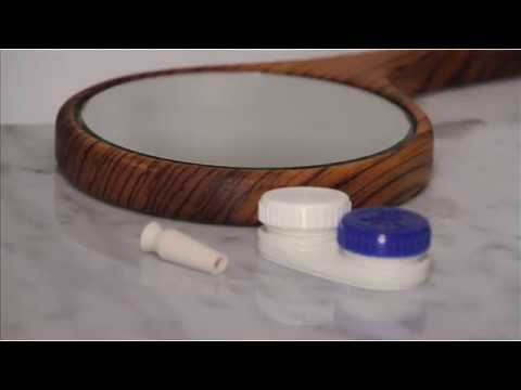 Synergeyes Hybrid Contact Lenses How To Put Your In