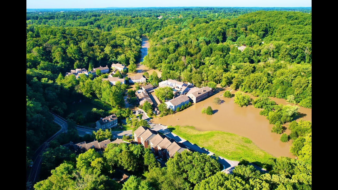 Philadelphia flooding: Major flooding in Philadelphia and ...