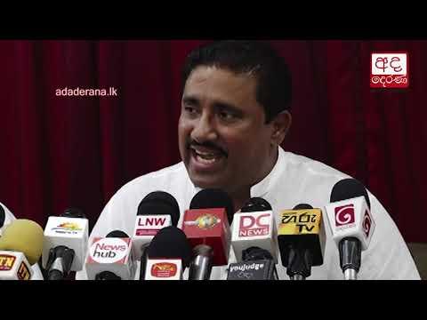 Mahinda assumes duties as new PM
