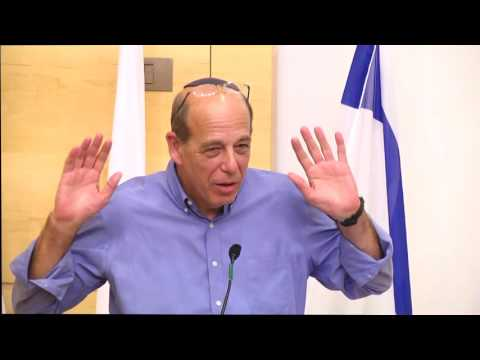 Greetings - Rabbi Prof. Daniel Hershkowitz, Prof. Arie Zaban