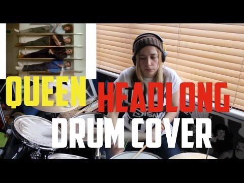 Queen|| Headlong Drum Cover