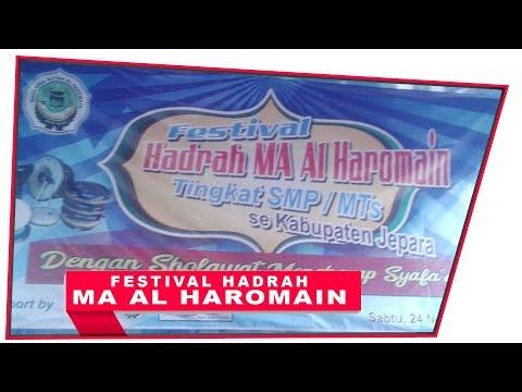 Detik-detik Pengumuman Juara Festival Hadrah MA Al Haromain Tingkat SLTP Se-Kab. Jepara 2018