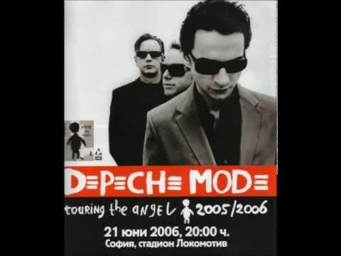 Depeche Mode @ Lokomotiv Stadium, Sofia 2006 [FULL CONCERT]