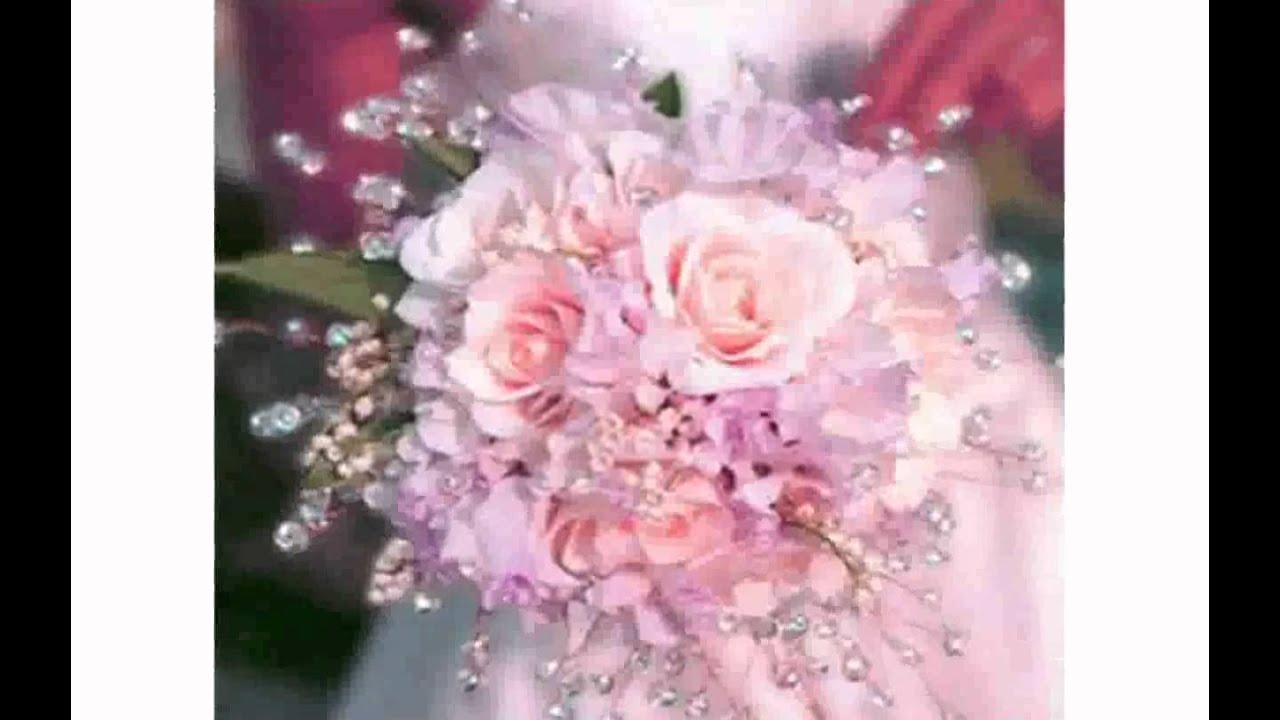 Wedding Flowers Bridal Bouquet Youtube