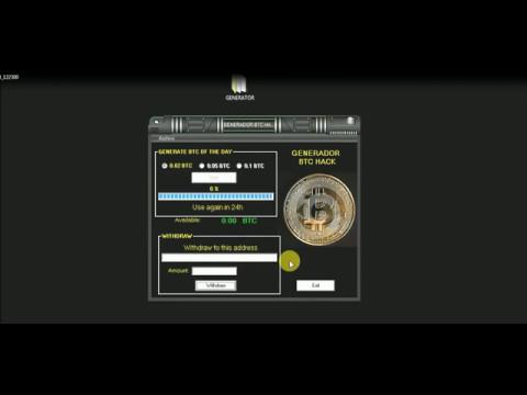 Bitcoin FREE Hack With Software.Bitcoin Bot Hacking 2017