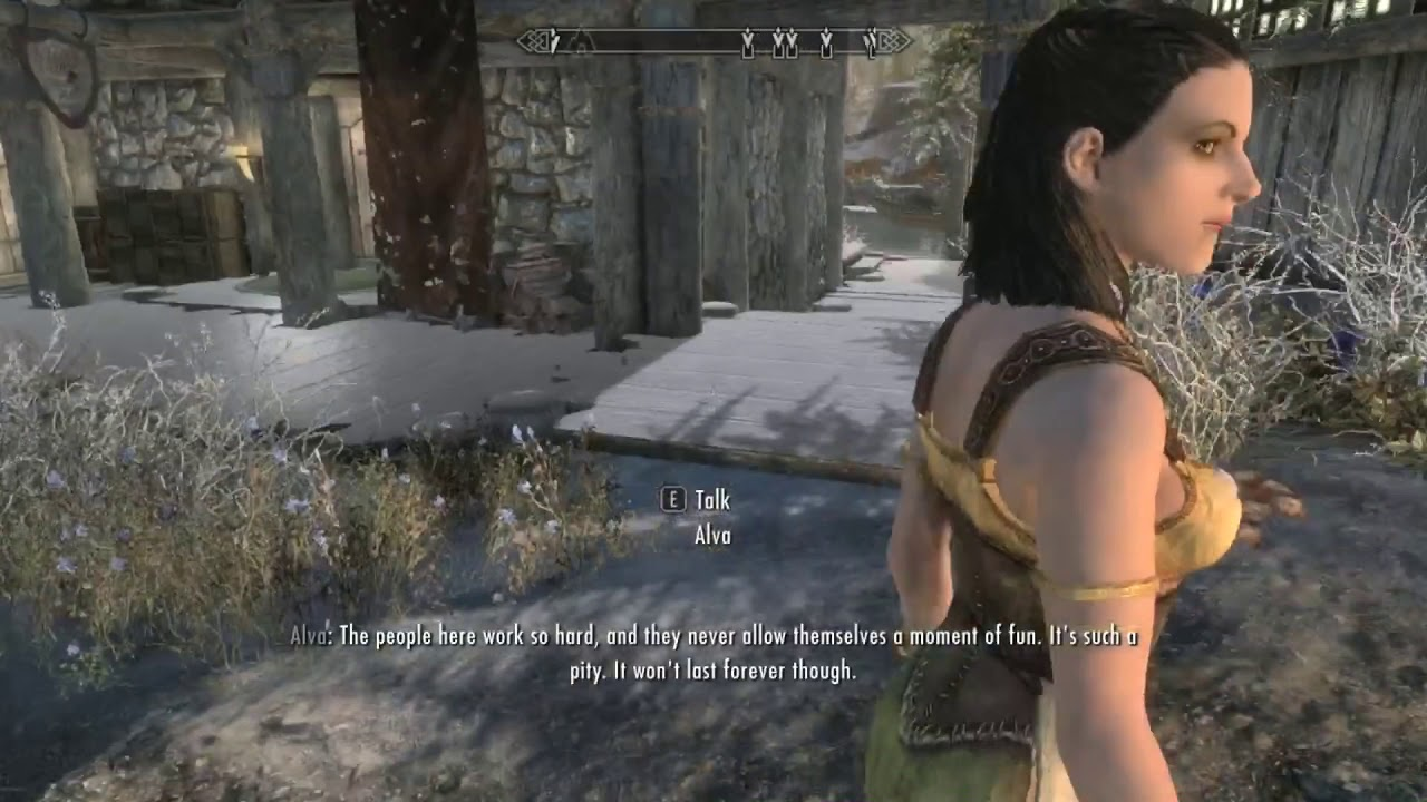 The Love and Marriage Livestream 1/3 [Skyrim Special Edition