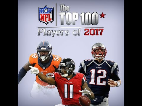 NFL Top 100 Players Of 2017 Reactions