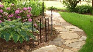 видео Красивые дорожки фото. Как сделать красивые садовые дорожки stepping stone