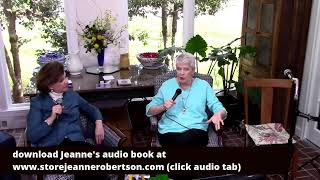 Live From The Back Porch with Jeanne Robertson