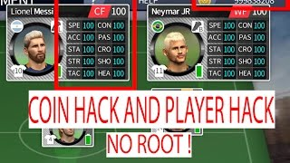 Hack Dream League 2017 in 2 min I Player Hack I Coin Hack [ NO ROOT ]