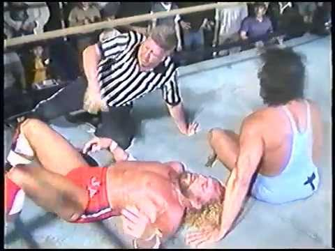 Wildman Jack Armstrong vs Chief Jay Strongbow Jr - CCW California Championship Wrestling