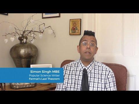 PhD advice from Simon Singh MBE