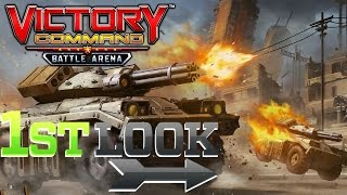 Victory Command - First Look