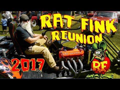 2017 Rat Fink Reunion