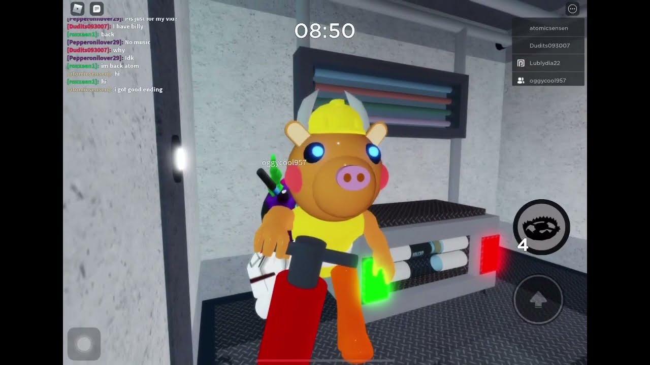 Roblox Videos On Minigiochi Com Pagina 121 Roblox Gameplay Part 61 Piggy Chapter 12 Piggy Youtube