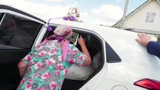 Все в ШОКЕ от этой бабушки !!!)))) Татары поймут ))) прикол 2018 июль ))))