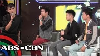 GGV: Gimme 5s Talents YouTube Videos