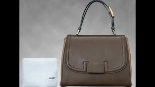 [정원샵]펜디 FENDI(USED)실바나 브라운 가방 …